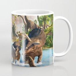 Jurassic dinosaur Coffee Mug