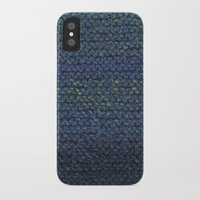knit iPhone & iPod Cases featuring Knit  by SazzyDoodles