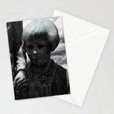 A Daughters Grief   Stationery Cards