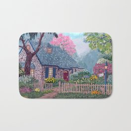 Essex House Cottage by Ave Hurley Bath Mat