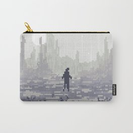 Pixel Art Landscape 002 Carry-All Pouch