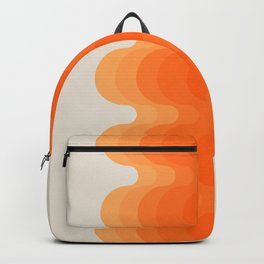 Echoes - Creamsicle Backpack