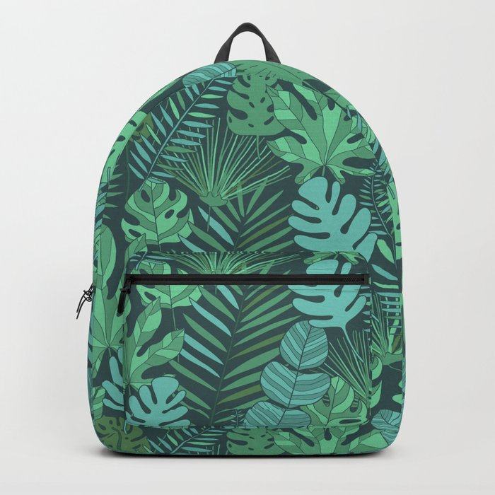 Tropical plantation Backpack