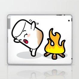 Toasty Buns Marshmallow Baby Art Laptop & iPad Skin