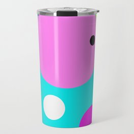 polka dots lasoffittadiste Travel Mug