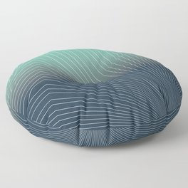 Projection Geox Floor Pillow
