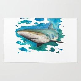 Dusky Shark Rug