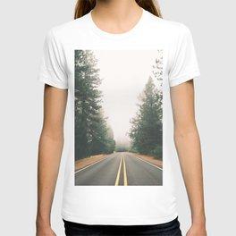 Follow the Road T-shirt