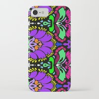 damask iPhone & iPod Cases featuring Damask by Urlaub Photography