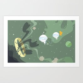 Common sense  Art Print