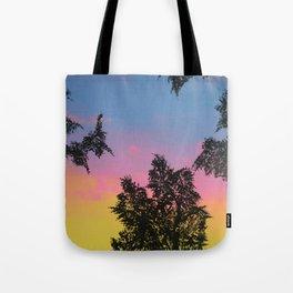Live Oak Sunset Tote Bag