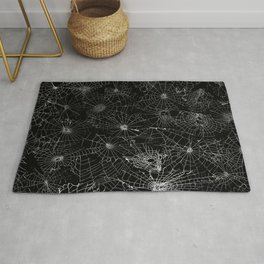 cobwebs Rug