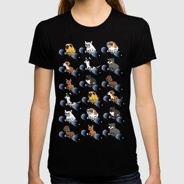 5 plates deadlift Puppies T-shirt