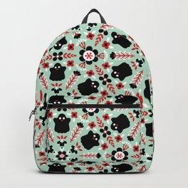 Midnight ghostie  Backpack