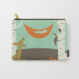 Woodland Baby Carry-All Pouch