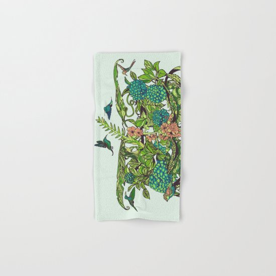Daydreamer Hand & Bath Towel