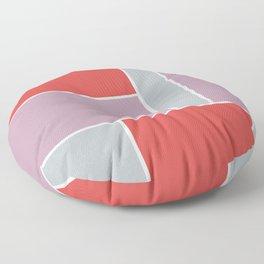 Abstract #823 Floor Pillow