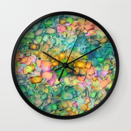 Invent Fragment Wall Clock