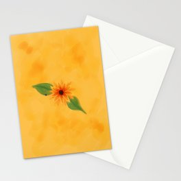 The Flower of Simplicity Stationery Cards