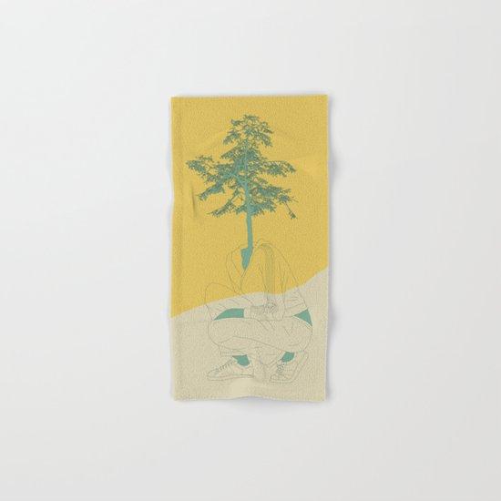 Woman Nature 2 Hand & Bath Towel