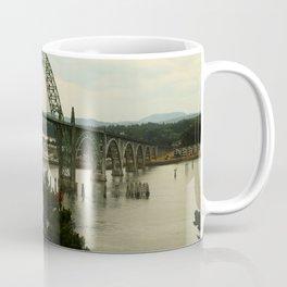 Yaquina Bay Bridge Coffee Mug