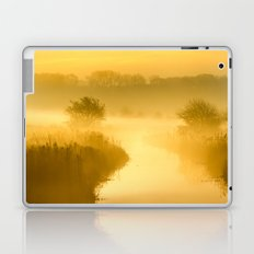 Mist of Gold Laptop & iPad Skin
