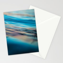 Oily Reflection Stationery Cards