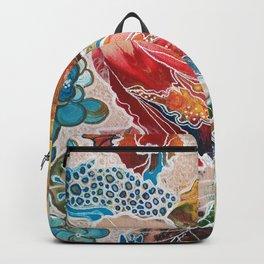 Oriental Garden 2 Backpack
