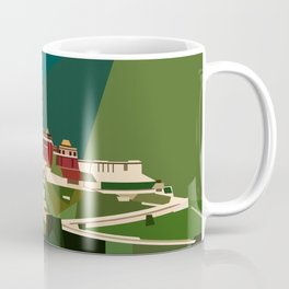 Potala Palace, Lhasa, Tibet, China Coffee Mug