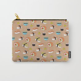 Yummy sushi pattern Carry-All Pouch