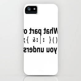 junky dory iPhone Case