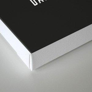 Since 1987 - white Canvas Print