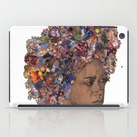 afro iPad Cases featuring Afro by Chris McArdle