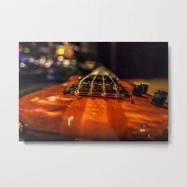 Bass Of Ace Metal Print