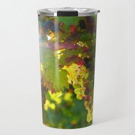 Wine Grapes in the Sun Travel Mug