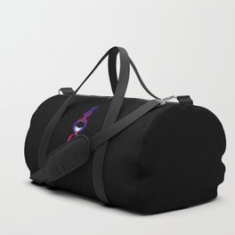 Altered DNA Carbon Duffle Bag