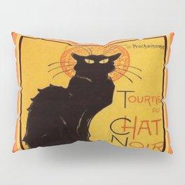 Tournee Du Chat Noir - After Steinlein Pillow Sham