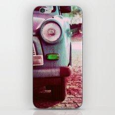 old german car iPhone & iPod Skin