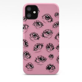 Twenty Eyes iPhone Case