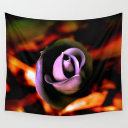 Romantic night Wall Tapestry