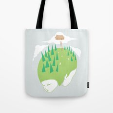 We know a place Tote Bag