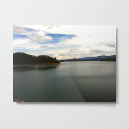 Holston Lake Revisited Metal Print