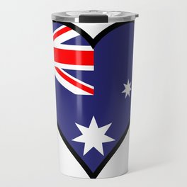 Love Australia Travel Mug