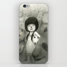 Find Your Identity iPhone & iPod Skin