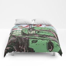 The Hunter Comforters