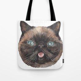 Der the Cat - artist Ellie Hoult Tote Bag