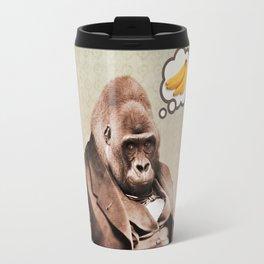 Gorilla My Dreams Travel Mug
