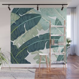 Tropical oasis Wall Mural