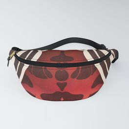 Virgin Tiger Moth :: The Moth Project Fanny Pack