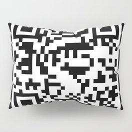 QR Mario Pillow Sham